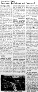june 7 1950-expressway endorsed and denounced-oped
