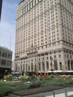 The newly renovated Westin Book Cadillac Detroit