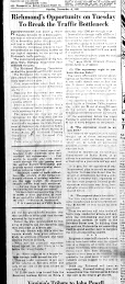 Nov. 4, 1951, 2-B, Richmonds opportunity to break the traffic bottleneck