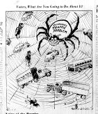 Nov. 5, 1951, Editorial Cartoon about Traffic, p. 14