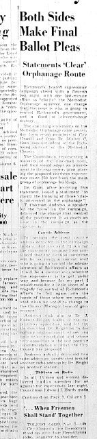 Nov. 6, 1951, Both sides make final plea, 1