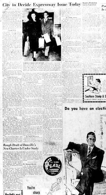 Nov. 6, 1951, Continued-City to decide, 3