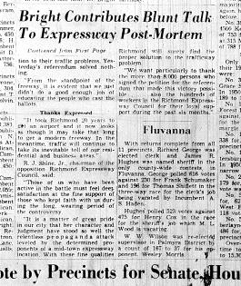 Nov. 7, 1951, Expressway buried continued, 4