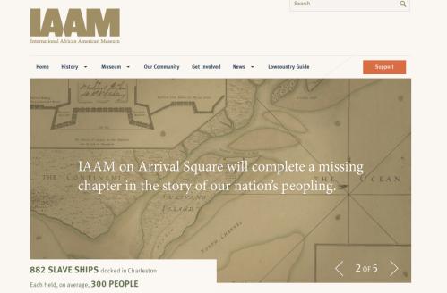 IAAM Website